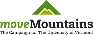 Move Mountains - The Campaign for the University of Vermont